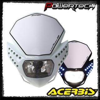 Mascara Faro Acerbis Led Vision Hp Italia 50 Wats / Cuotas