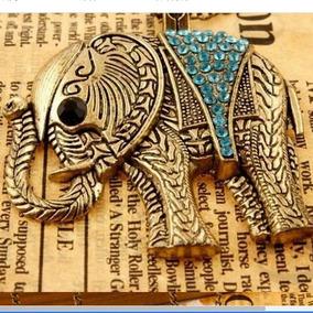 Colar Elefante Indiano