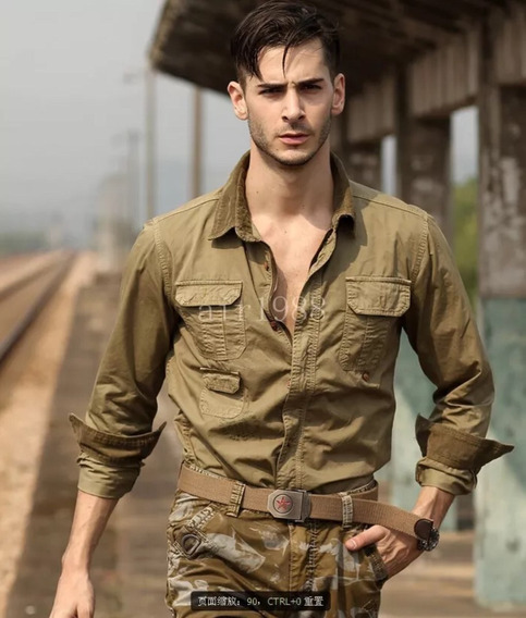 Camisa Nueva Con Etiquetas Marca Vjean Talla 2xl