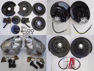 Conversion A Freno Disco Delanteros Vocho Usada Original*