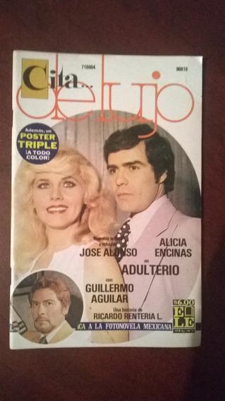Jose Alonso Y Alicia Encinas En Fotonovela Cita De Lujo