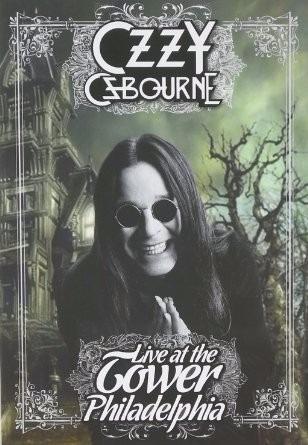 Osbourne Ozzy - Live At The Tower Philadelphia Dvd - Sb