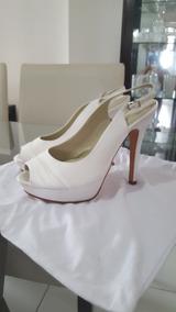 Sapato De Noiva Josefinna - Tamanho: 36