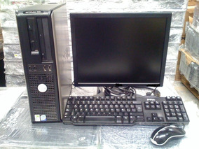 Dell Core 2 Duo 1.8ghz 2gb Ddr2 Lcd Hd 160gb