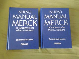 Nuevo Manual Merck De Informaciòn Médica General