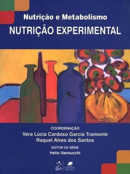 Livro - Nutrição Experimental - Seminovo