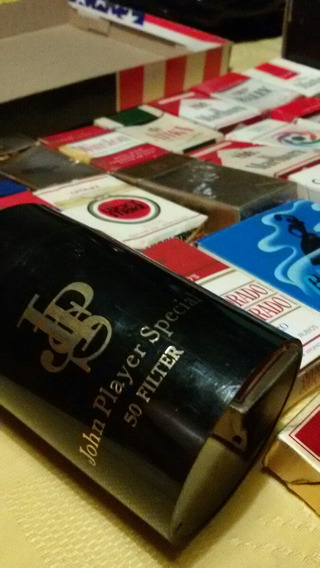 Colección De Cajas De Cigar Vacías