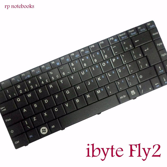 Bateria Notebook Ibyte - Informática [Melhor Preço] no