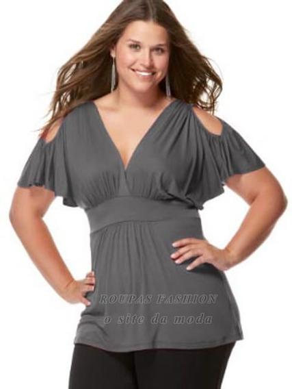 Plus Size Blusa Feminina Tamanho Grande, Camisetas,tule,body
