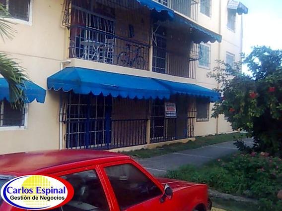 Apartamento Barato De Venta En Santo Domingo, Zona Oriental