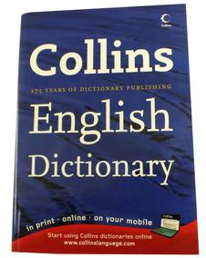 Dicionario Em Inglês Collins Home Edition Duncan Black B3046