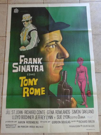 Tony Rome (1968) - Frank Sinatra