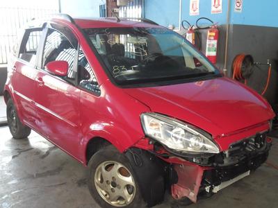 Sucata Fiat Idea 1.4 Flex 2014 Pra Tirar Peças Motor Porta