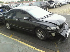 Sucata Honda Civic Exs 1.8 Automatico (somente Em Peças)