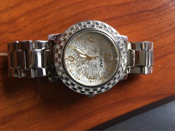 Reloj Marc Echo. Cristales