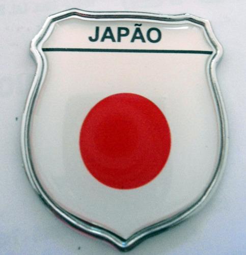 Imagem 1 de 3 de Kit Bandeira 2 Japão E Santa