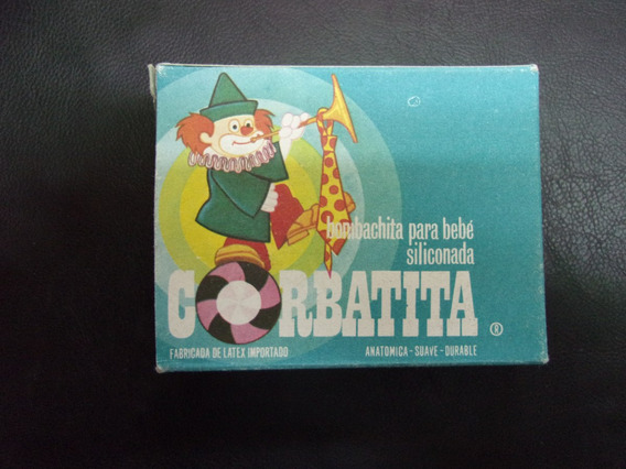 Antigua Bombachita Para Bebé Siliconada Marca Corbatita