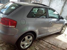 Audi A3-(44.574 Km)-alcantara+cuero/techo-unica Mano !!!