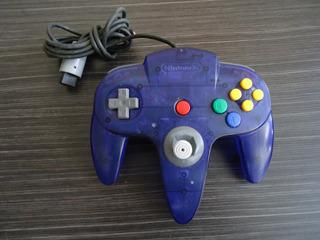 Control Grape O Uva Nintendo 64