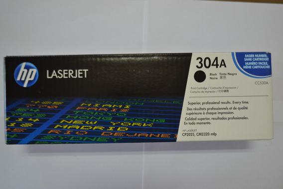 Cartucho De Toner Hp 304a Preto Cc530a