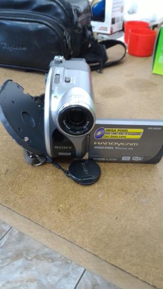 Camera Sony Dcr-dvd 205