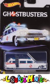 Hot Wheels Ghostbusters Ecto 1 7/8 Coleção 2016 Lacrado