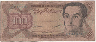 Billetes Antiguos Venezolanos Combo 6 - Fuera De Circulacion