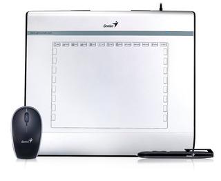 Tableta Digitaliza Genius Mousepen I608 X S Pen Mouse Dibuje