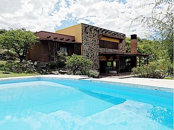 Casa De Campo En Alquiler Temporario $5400 Temporada 2020
