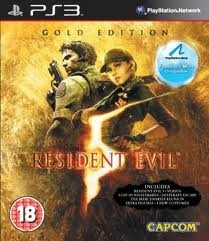 Resident Evil Gold Edition Ps3 - Aceito Trocas