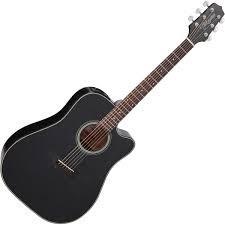Guitarra Electroacústica Takamine Gd15 Ce Blk Nuevo Modelo!!