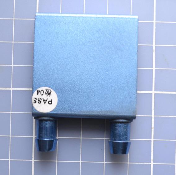 1x Cooler Block De Alumínio 40 X 40 E 1x Peltier 12706