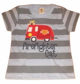 Camiseta Bebe Masculino Alekids Tamanho G Promoção