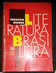 Livro Literatura Brasileira 14º Edição - Faraco & Moura