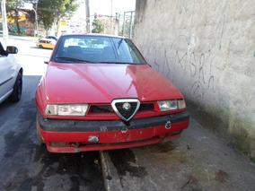 Alfa Romeu 155 Spark Sucata Para Retirar Peças!
