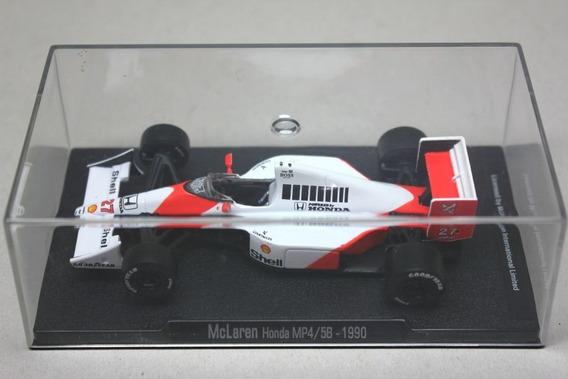 Miniatura Mclaren Senna Mp4/1990