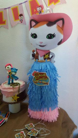 Piñatas Sheriff Callie