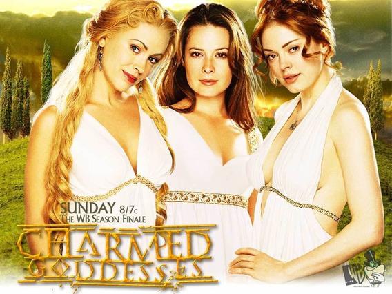 Charmed As 8 Temporadas Legendadas Com Caixinha E Encarte