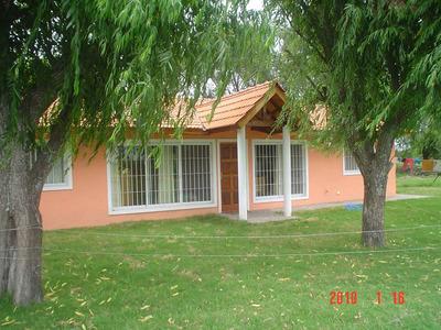 Casa Quinta Campo,joven,con Las Comodidades De La Ciudad.