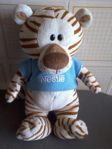 Tigre Filhote Nestlé