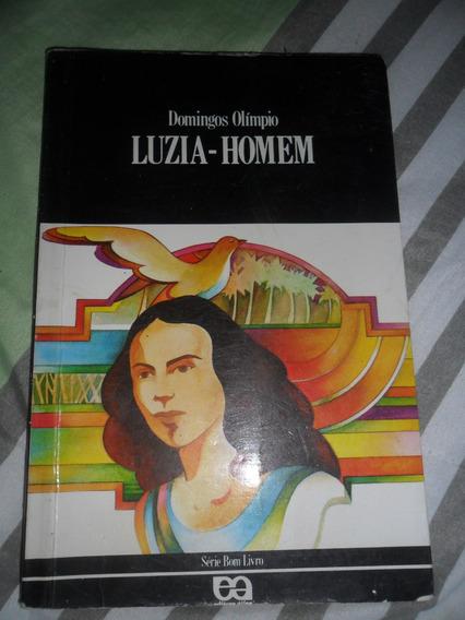 Luzia-homem - Domingos Olímpio Série Bom Livro