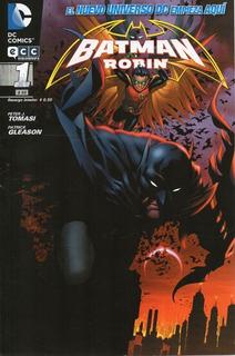 Batman Y Robin. En Los Cielos De Gotham (na)