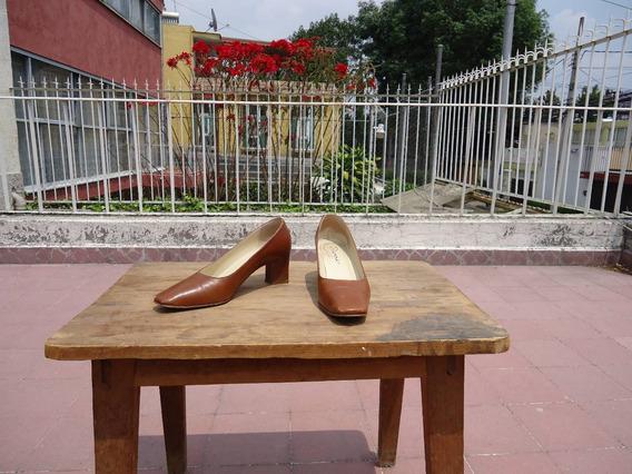 Zapato Dama Dione Cafe