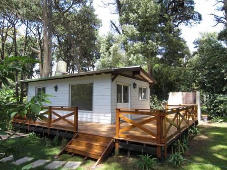 Cabaña Bosque Peralta Ramos Los Sanavirones 2