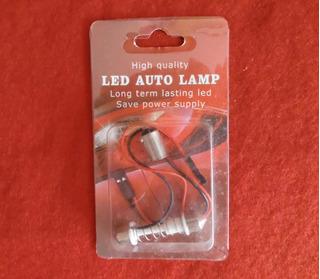 Adaptadores Luz De Techo Led Para Todo Tipo De Carros Usado