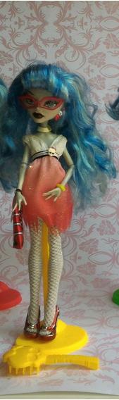 Monster High Ghoulia Dawn Dance