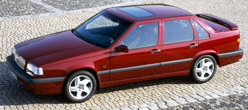 Manual De Taller Volvo 850 1992-1996 Ingles