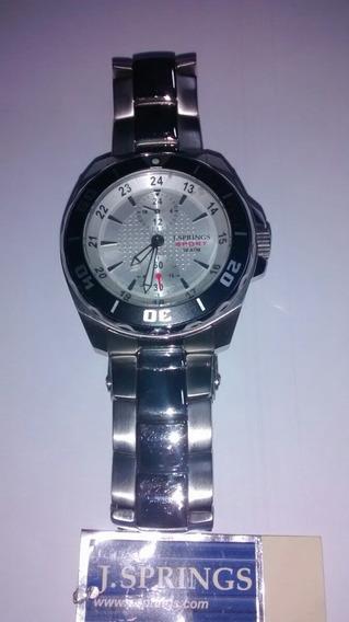 Relógio J.springs Quartz - Blc002