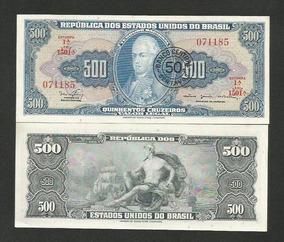 Brasil 50 Centavos C119 S/fe Cédula - Tchequito