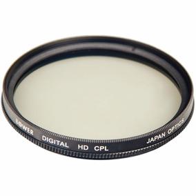 Filtro De Lente Bower Circular Polarizer 77mm